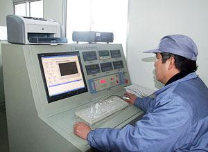 试验台控制室
