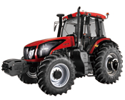 DF2004型轮式拖拉机