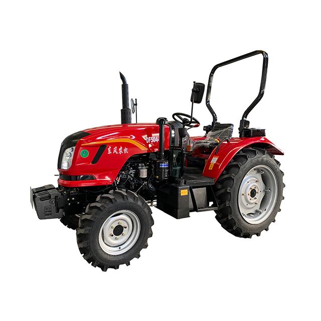 DF504M轮式拖拉机
