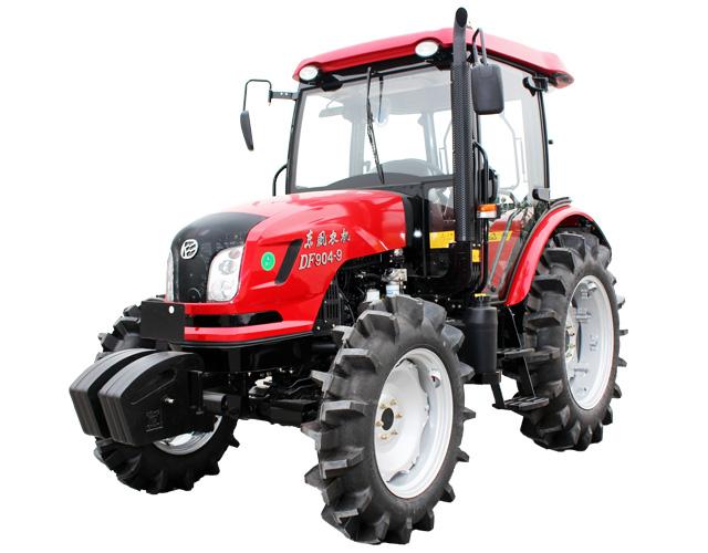 DF904-9轮式拖拉机